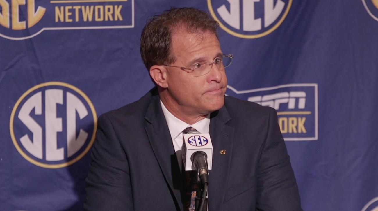 Auburn players forced to defend Gus Malzahn