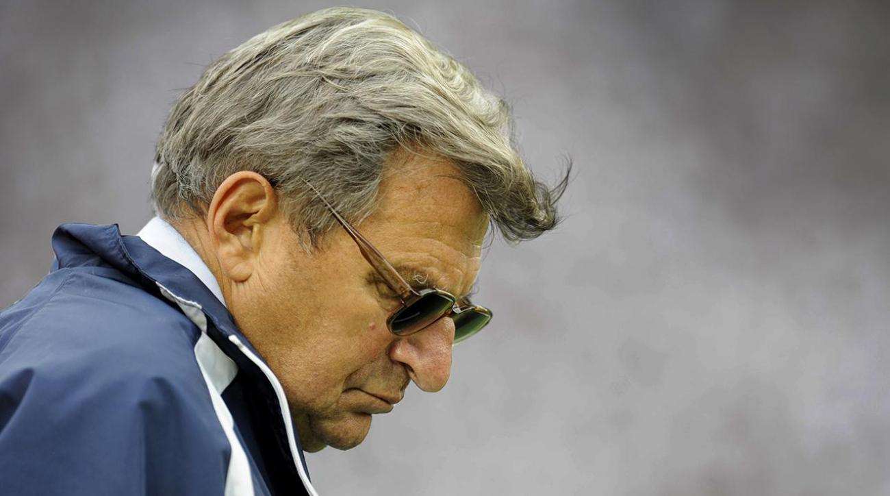 Sandusky victim testified he told Joe Paterno of abuse in 1976 IMAGE