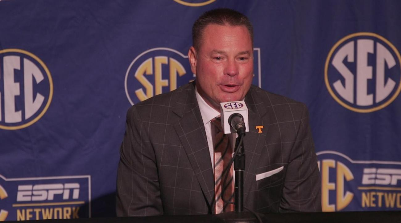 Are the Tennessee Volunteers legitimate contenders in the SEC East?
