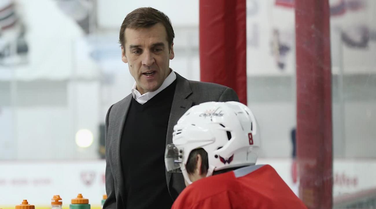 Report: Las Vegas NHL team to announce George McPhee as GM