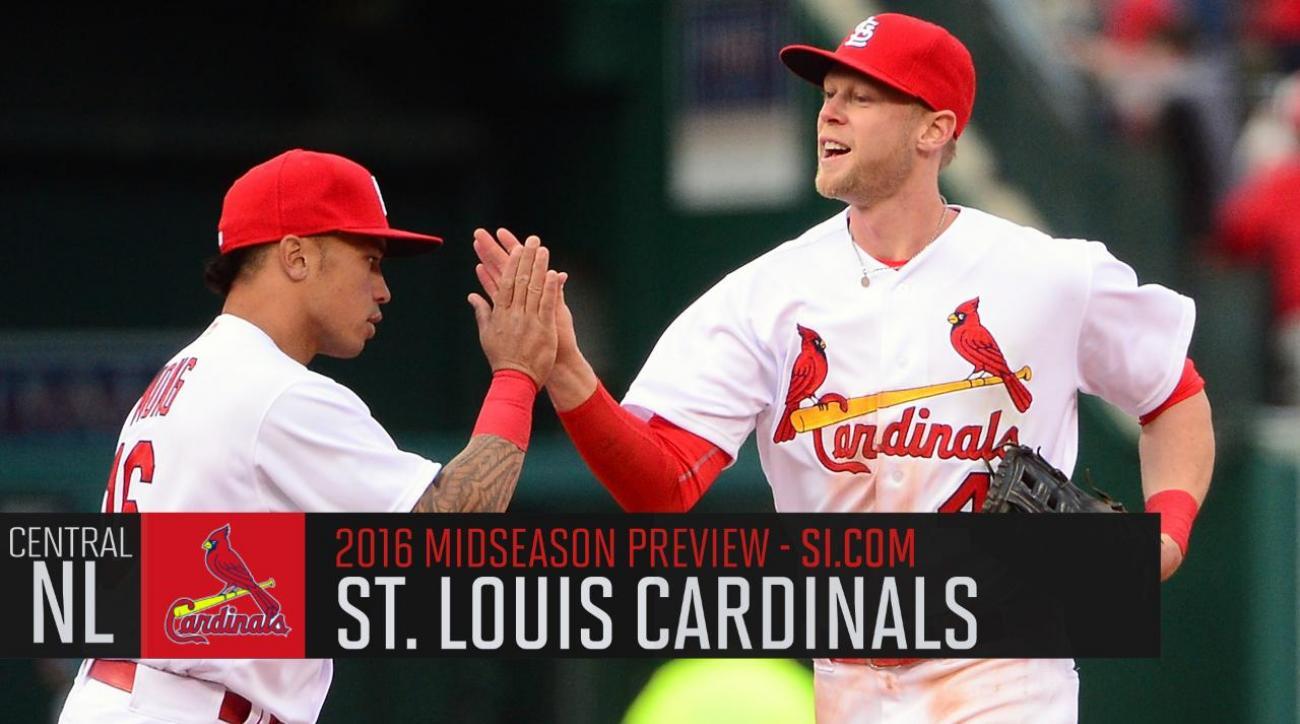 Verducci: St. Louis Cardinals 2016 midseason preview