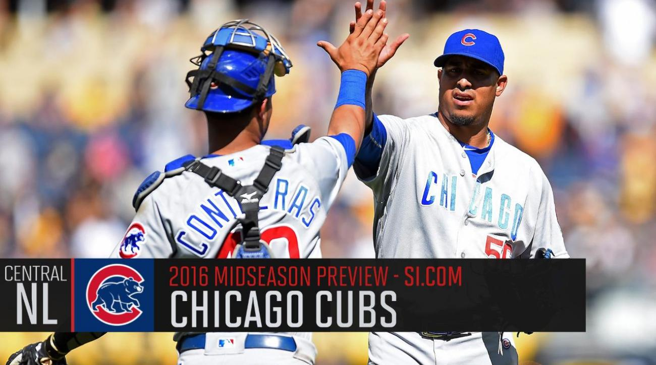 Verducci: Chicago Cubs 2016 midseason preview