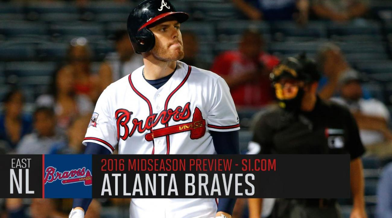 Verducci: Atlanta Braves 2016 midseason preview