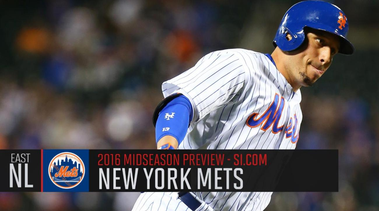 Verducci: New York Mets 2016 midseason preview