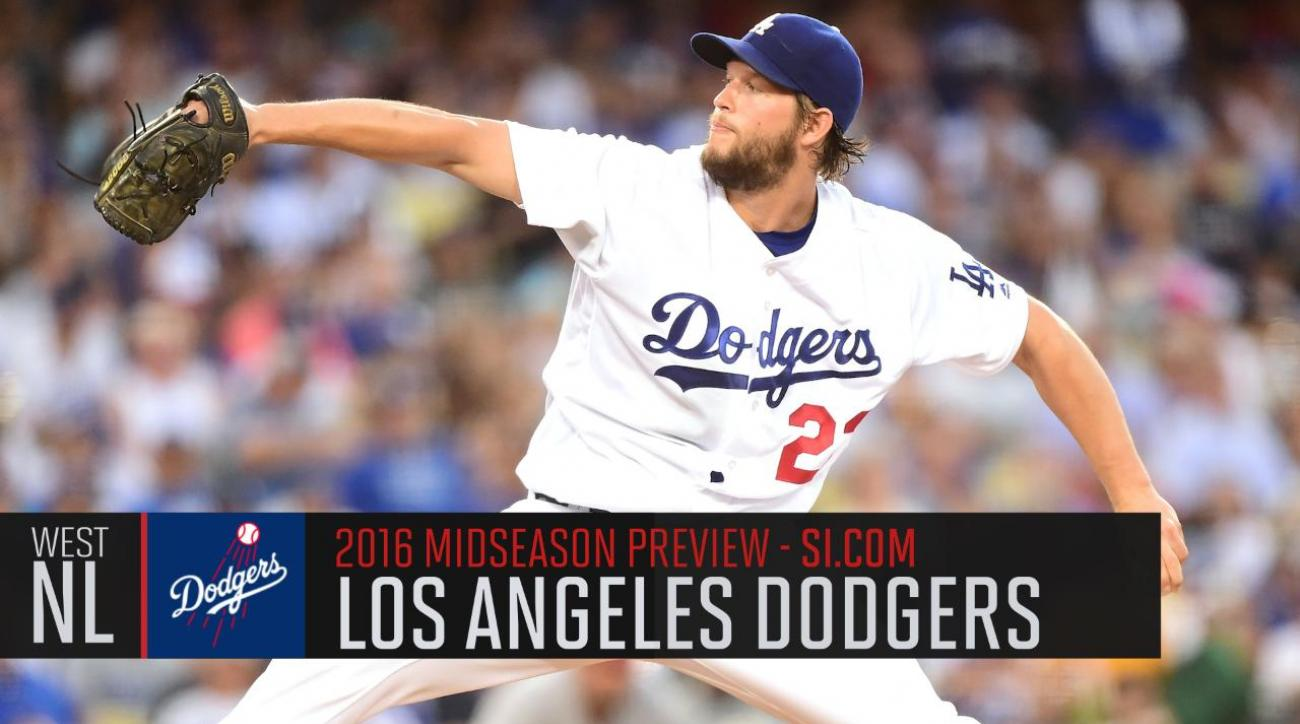 Verducci: Los Angeles Dodgers 2016 midseason preview