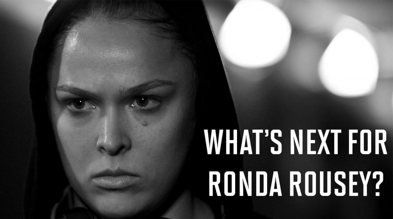 New Ronda Rousey commercial suggests comeback