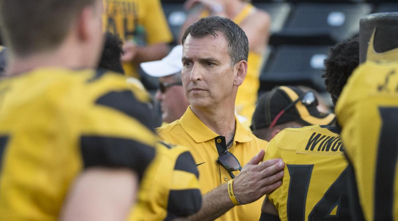 Missouri's Mack Rhoades hired as Baylor athletics director