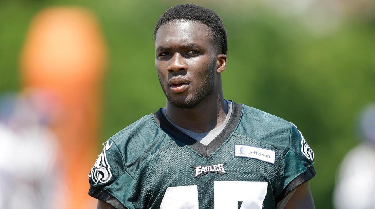 Philadelphia D.A. announces no charges against Nelson Agholor