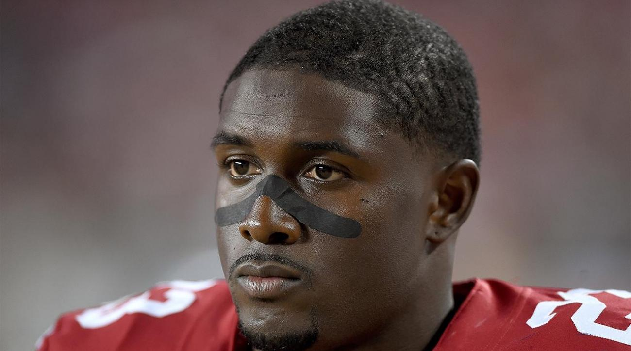 Report: Bills make offer to Reggie Bush with Karlos Williams suspended