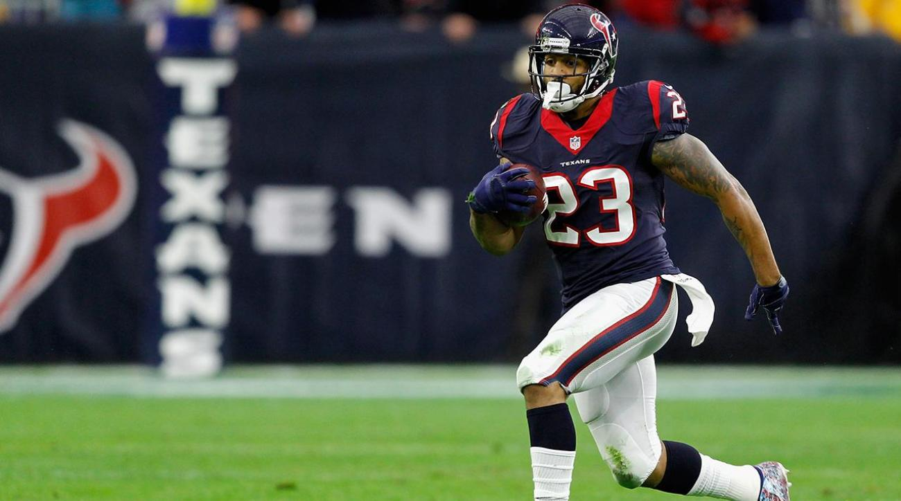 Report: Arian Foster signing one-year deal with Dolphins