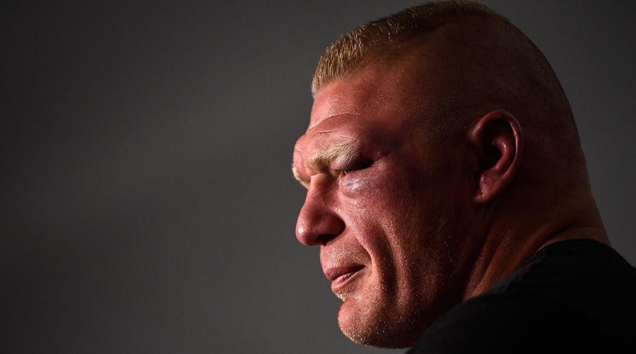 Brock Lesnar failed a second drug test on day of UFC 200