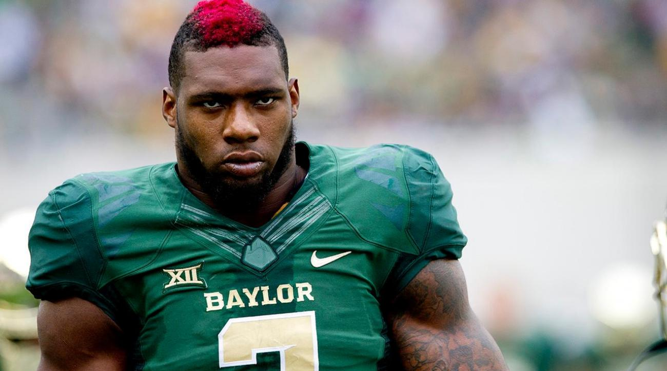 Former Baylor DE Shawn Oakman indicted in sexual assault case