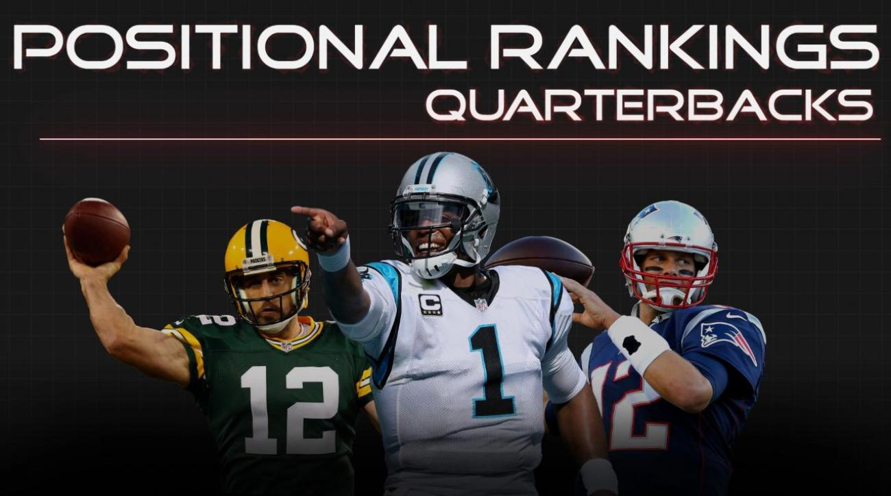 Positional Rankings: Quarterbacks