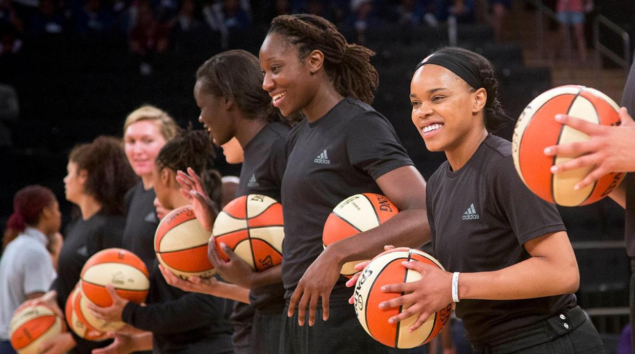 WNBA fines teams, players for shirts supporting shooting victims