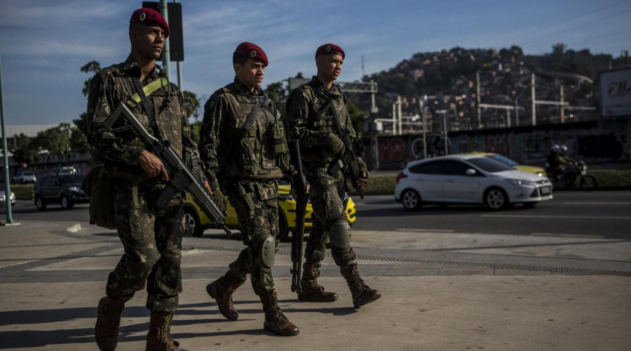 Brazilian police investigating suspected ISIS cell ahead of Olympics