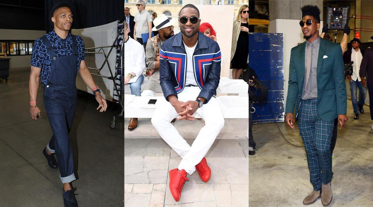 Sports Style Swipe: Athlete stylist Dex Robinson's favorite best dressed athletes IMG