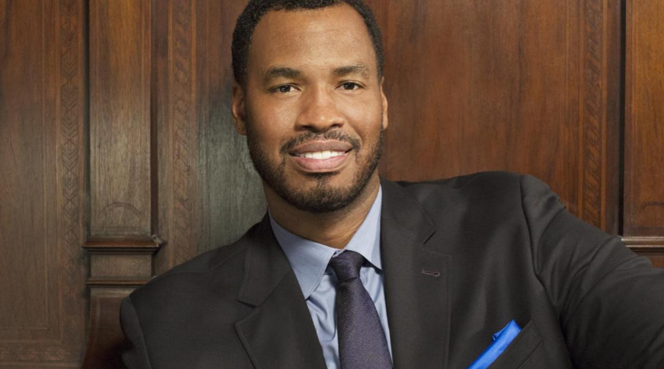 Jason Collins: I came out to the Clintons before SI cover - IMAGE