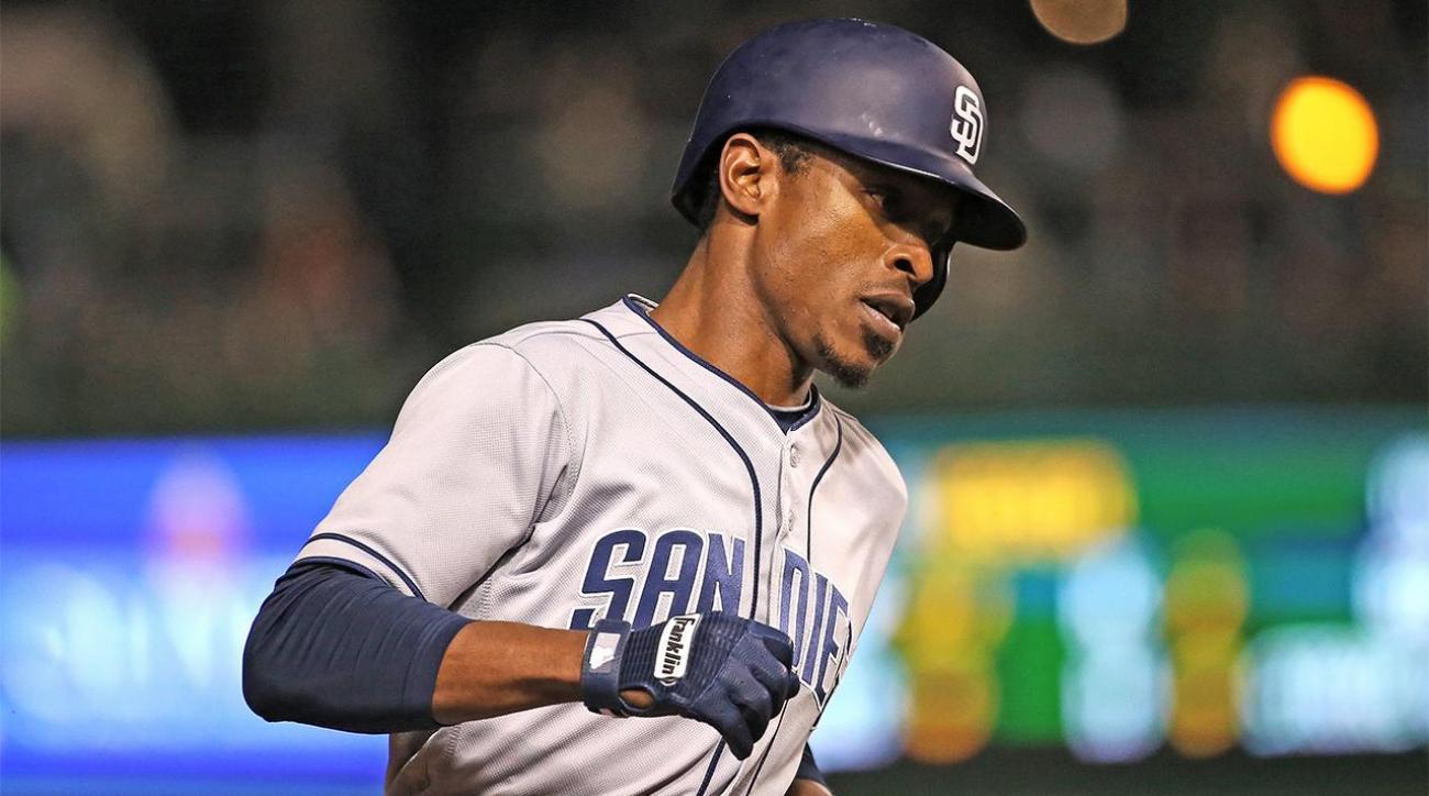 Padres trade Melvin Upton Jr. to Blue Jays for prospect IMAGE