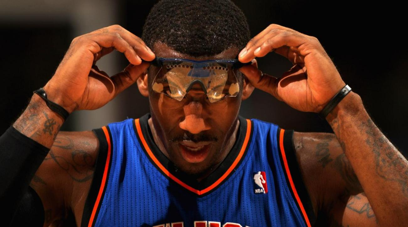 Amar'e Stoudemire retires from the NBA with Knicks