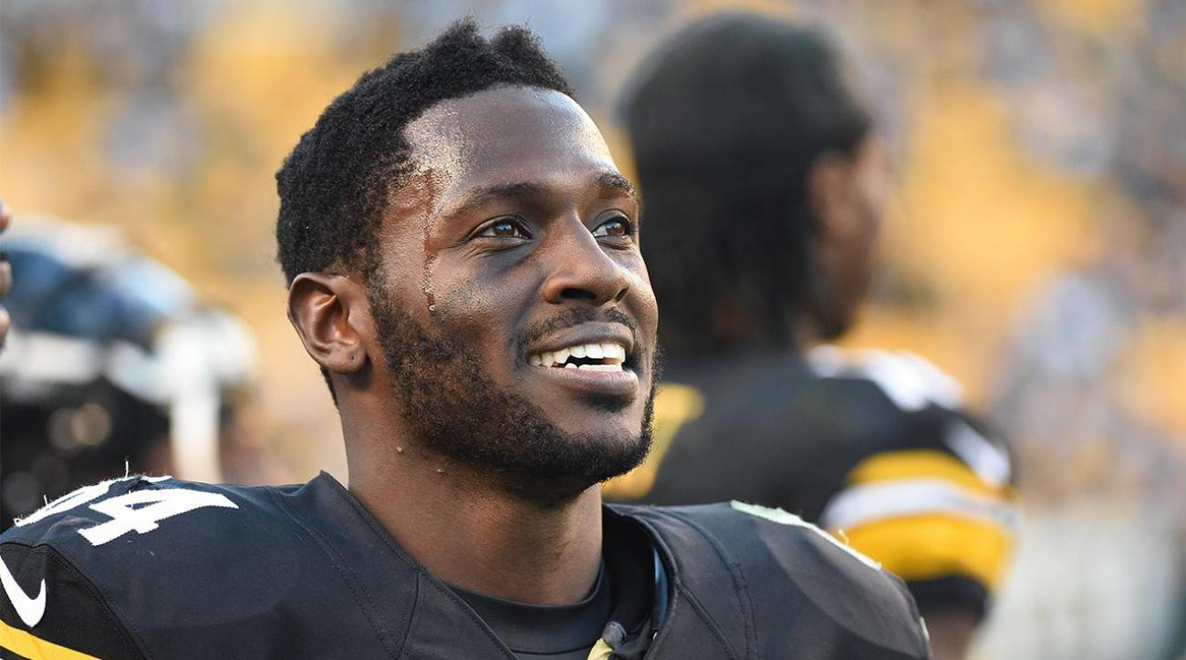 Report: Steelers WR Antonio Brown won't hold out, hopeful for new deal IMAGE
