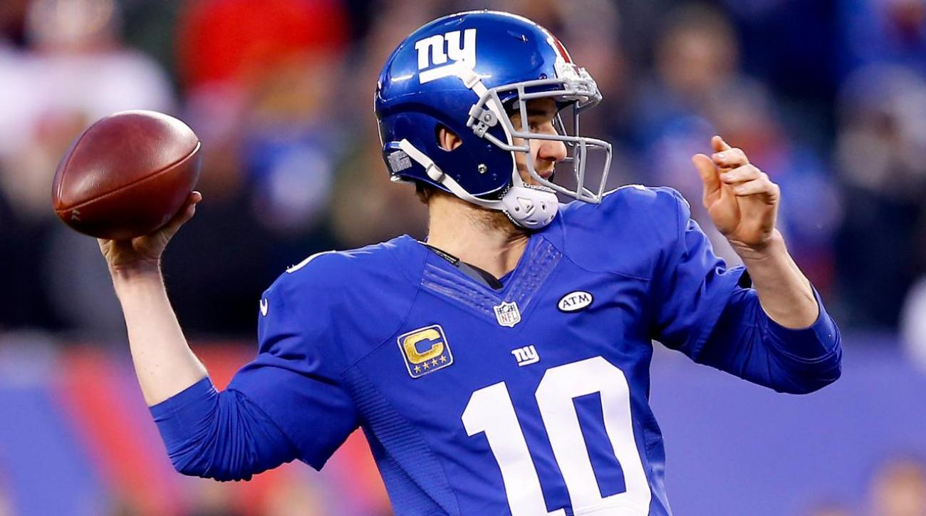 The MMQB Spotlight: Eli Manning