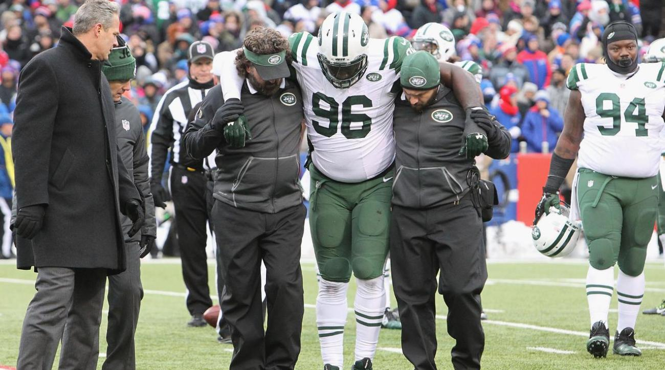Jets place Muhammad Wilkerson on PUP list IMAGE
