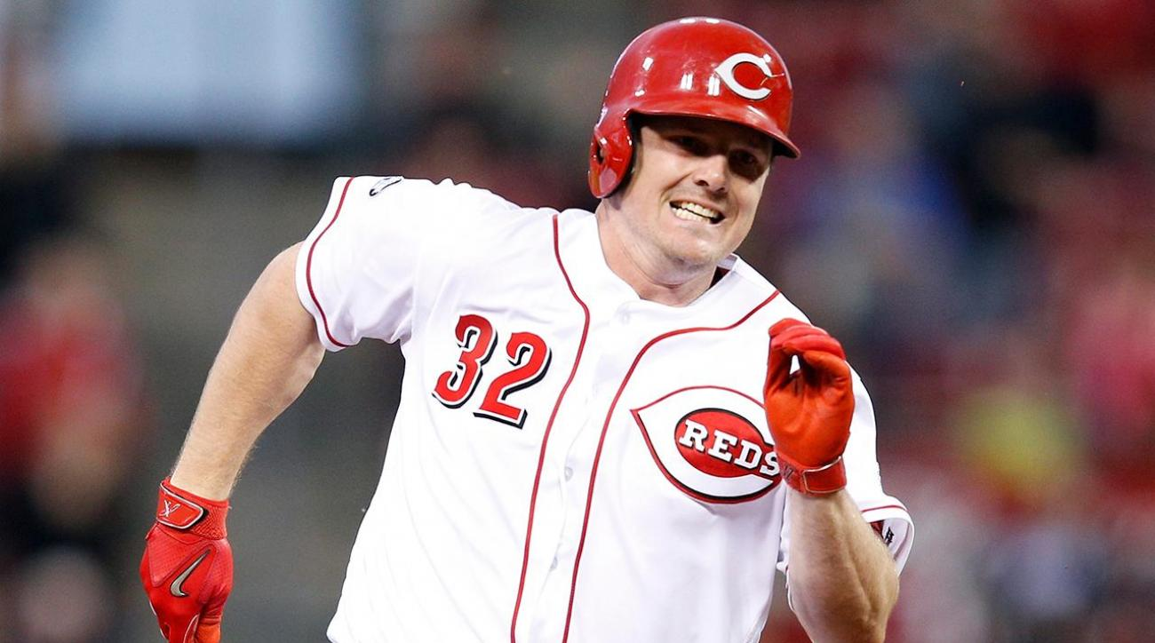 Reds trade OF Jay Bruce to Mets