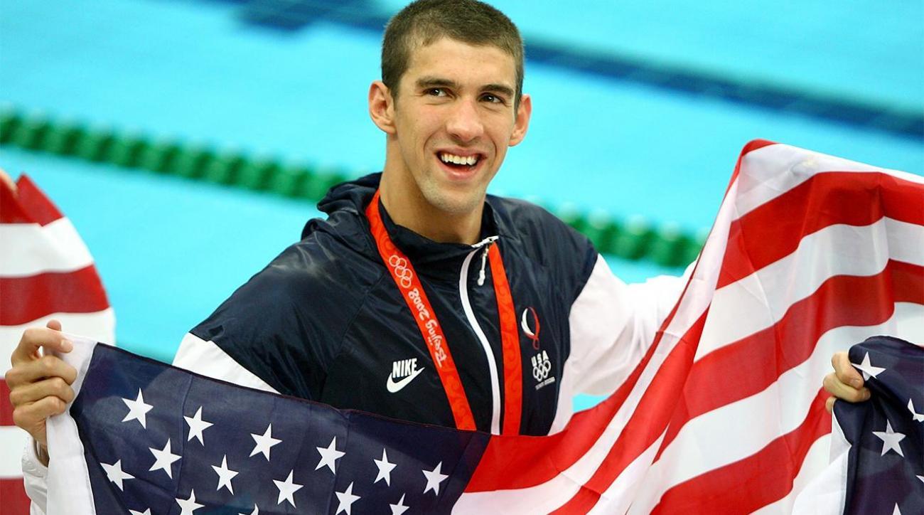 Michael Phelps named as Team USA's flag bearer for Opening Ceremony