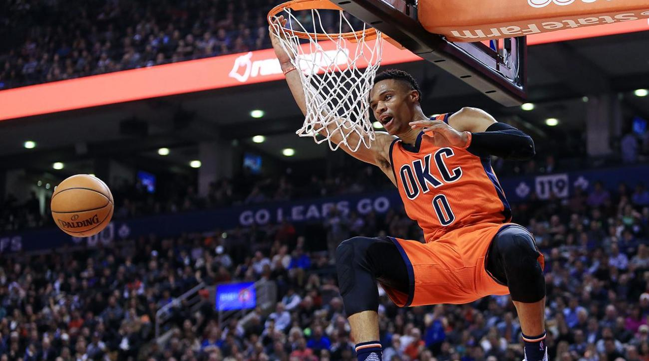 Russell Westbrook agrees to three-year extension with Thunder