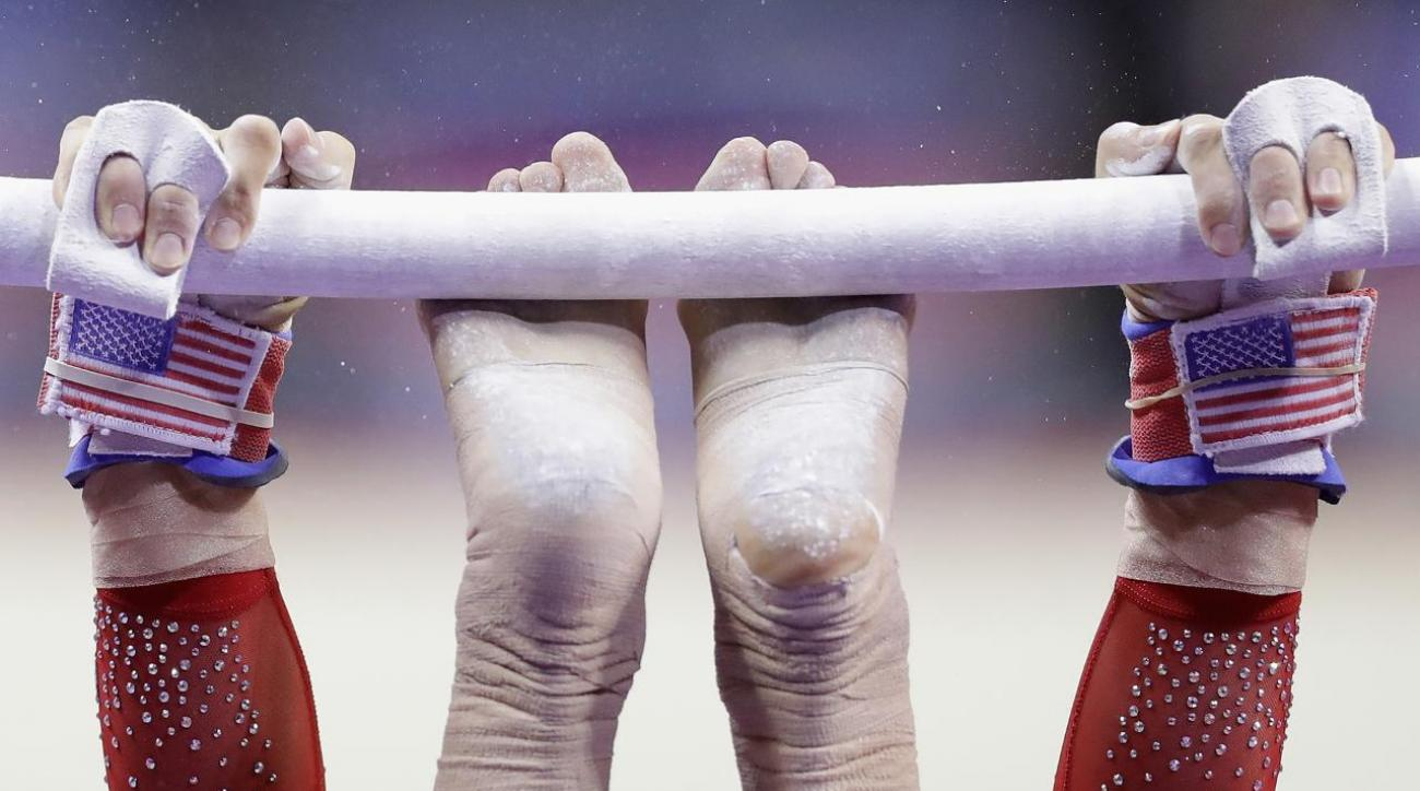 USA Gymnastics allegedly failed to report sexual abuse