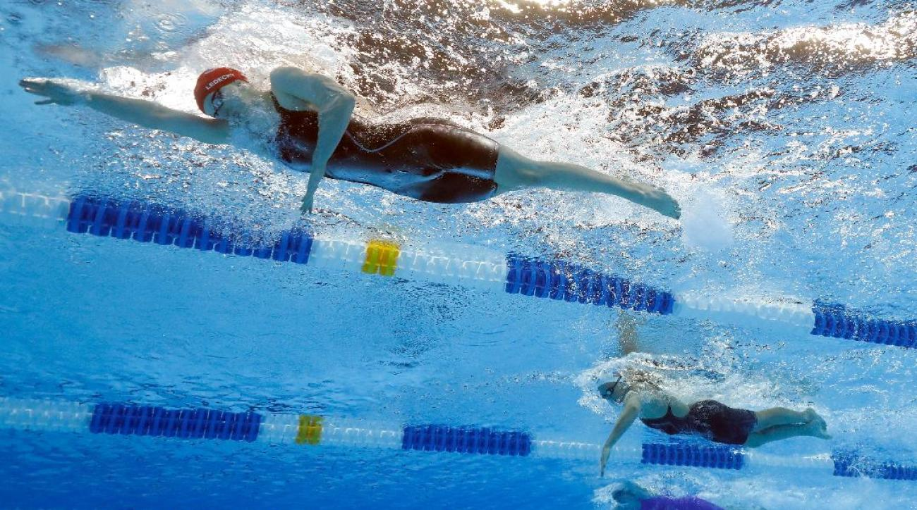 Rio 2016 swimming pool design can help olympic records - Olympic swimming pool opening hours ...