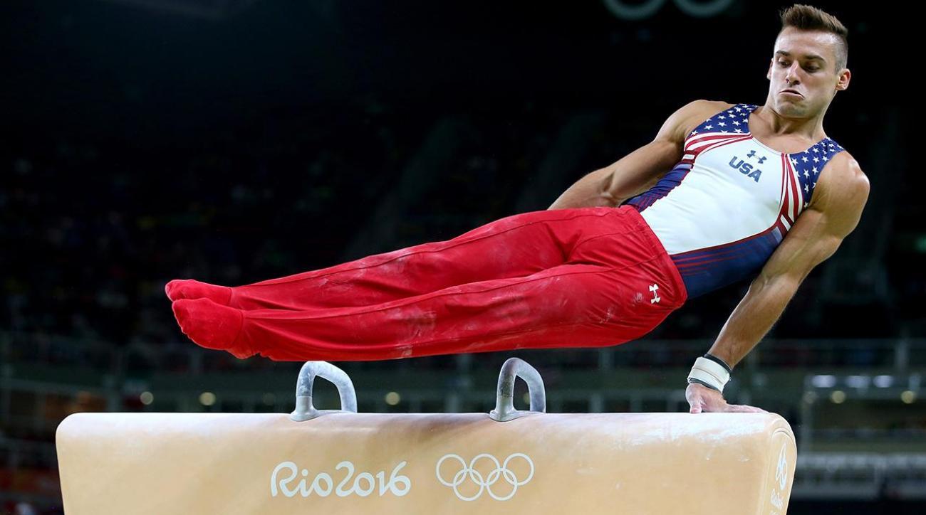 Team USA: 2016 men's team gymnastics preview