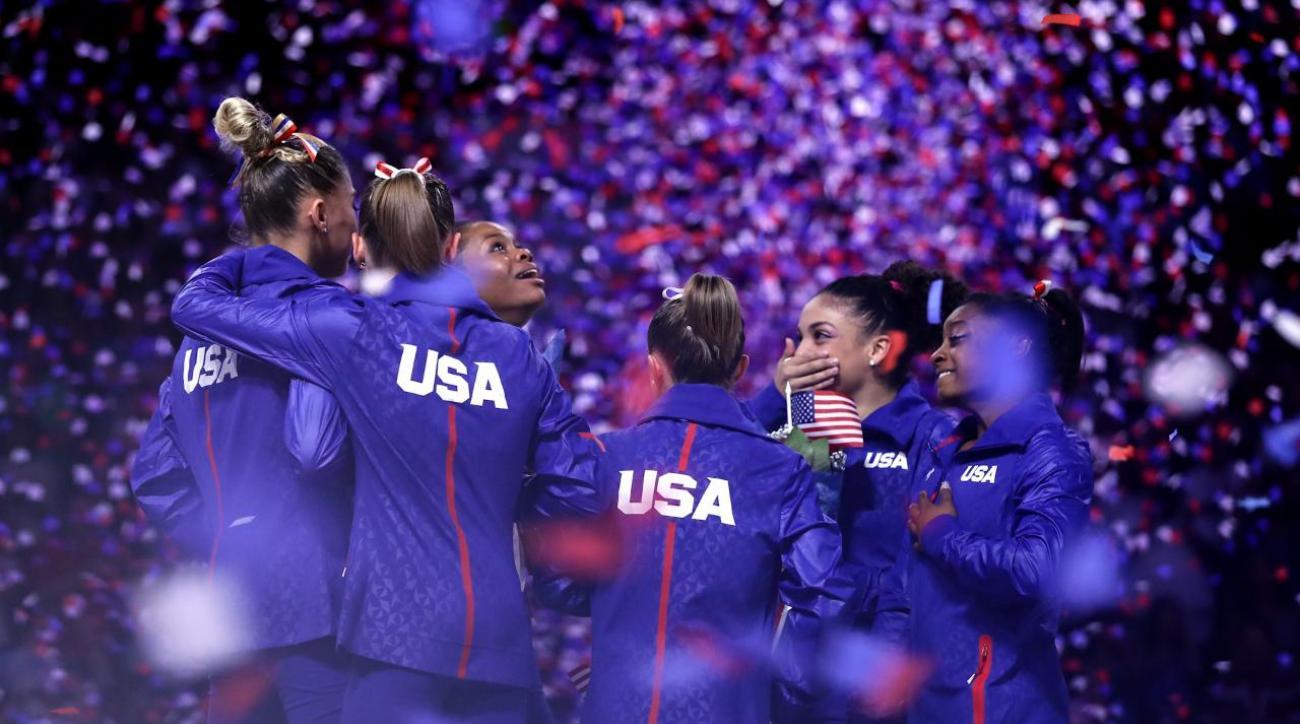 Team USA: 2016 women's team gymnastics preview