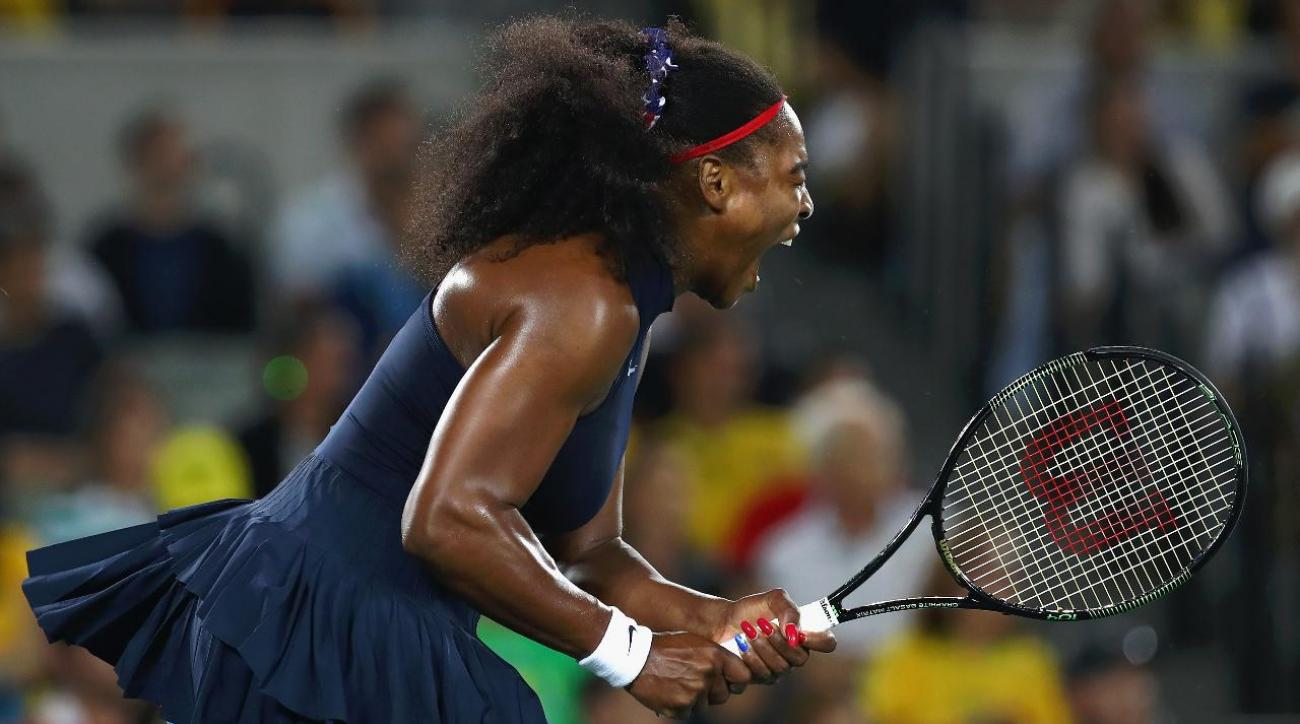 Serena Williams upset by Ukraine's Elina Svitolina in third round