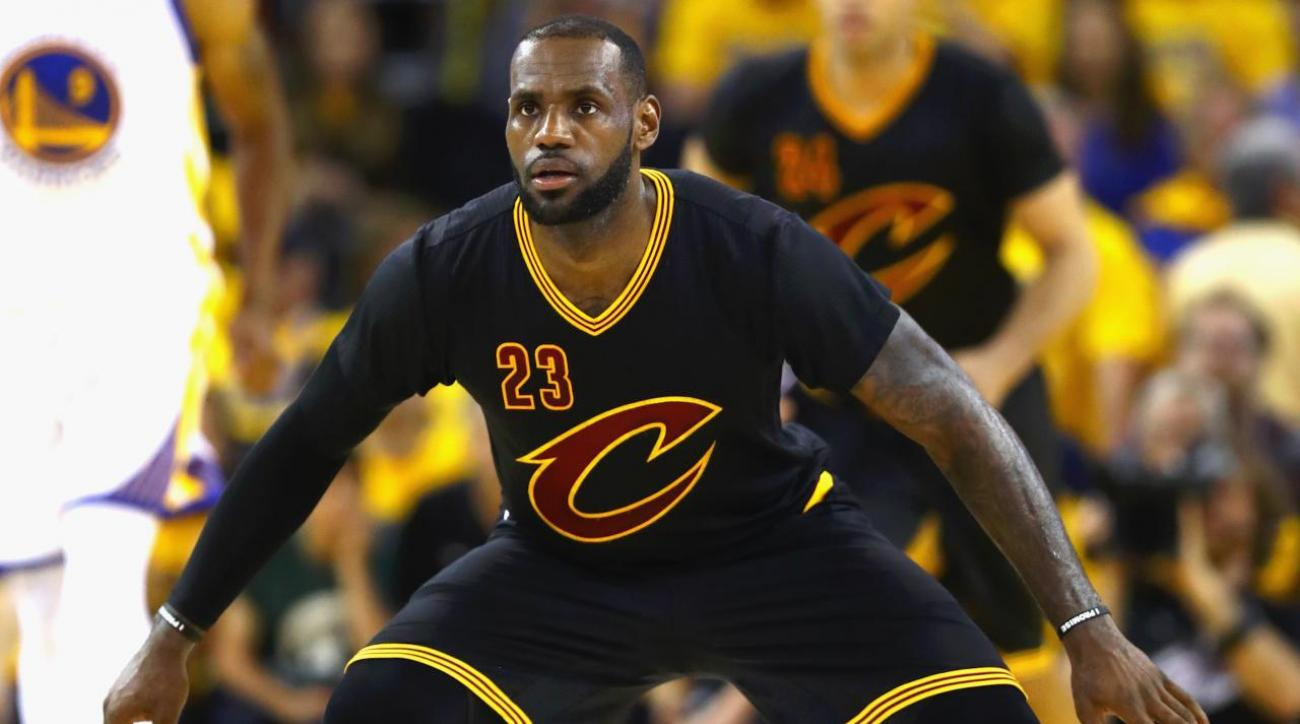 U.S. handball coach: LeBron could be world's best player in six months