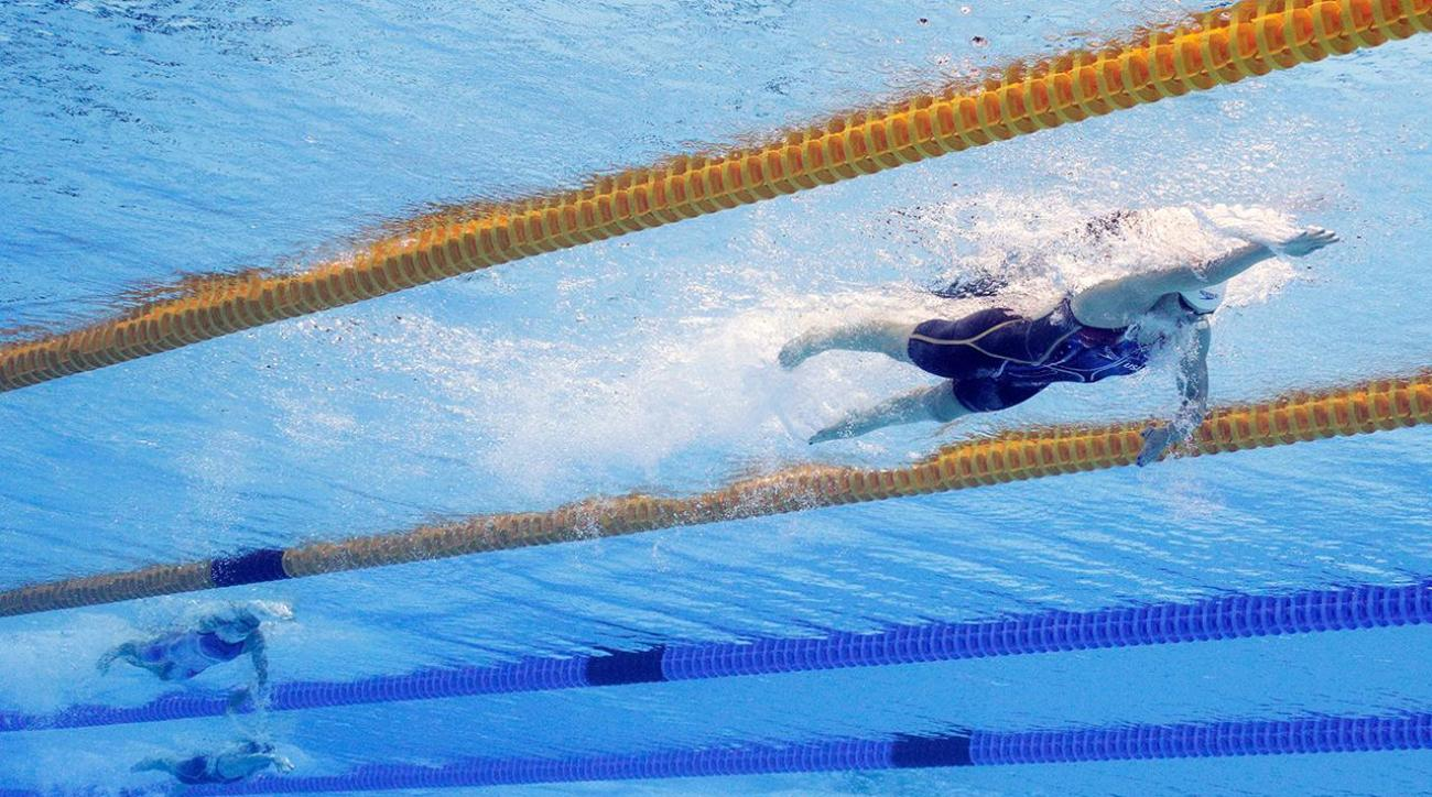 Three ways tech has changed olympics since london - Olympic swimming pool opening hours ...