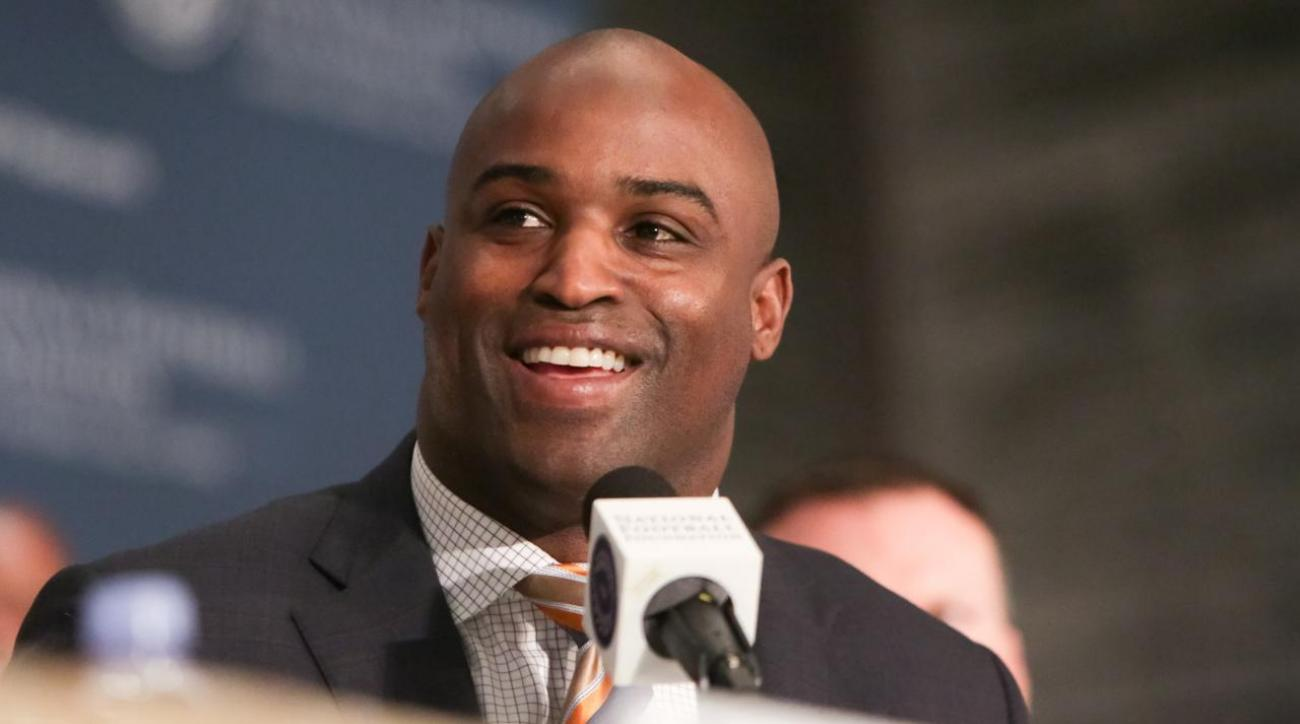 Ricky Williams says he'd be in HOF if weed was legal