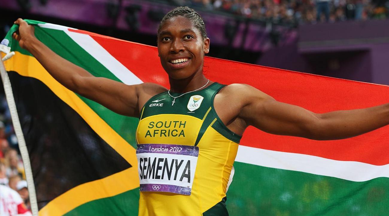 Caster Semenya Controversy 2016 Rio Olympics   SI.com