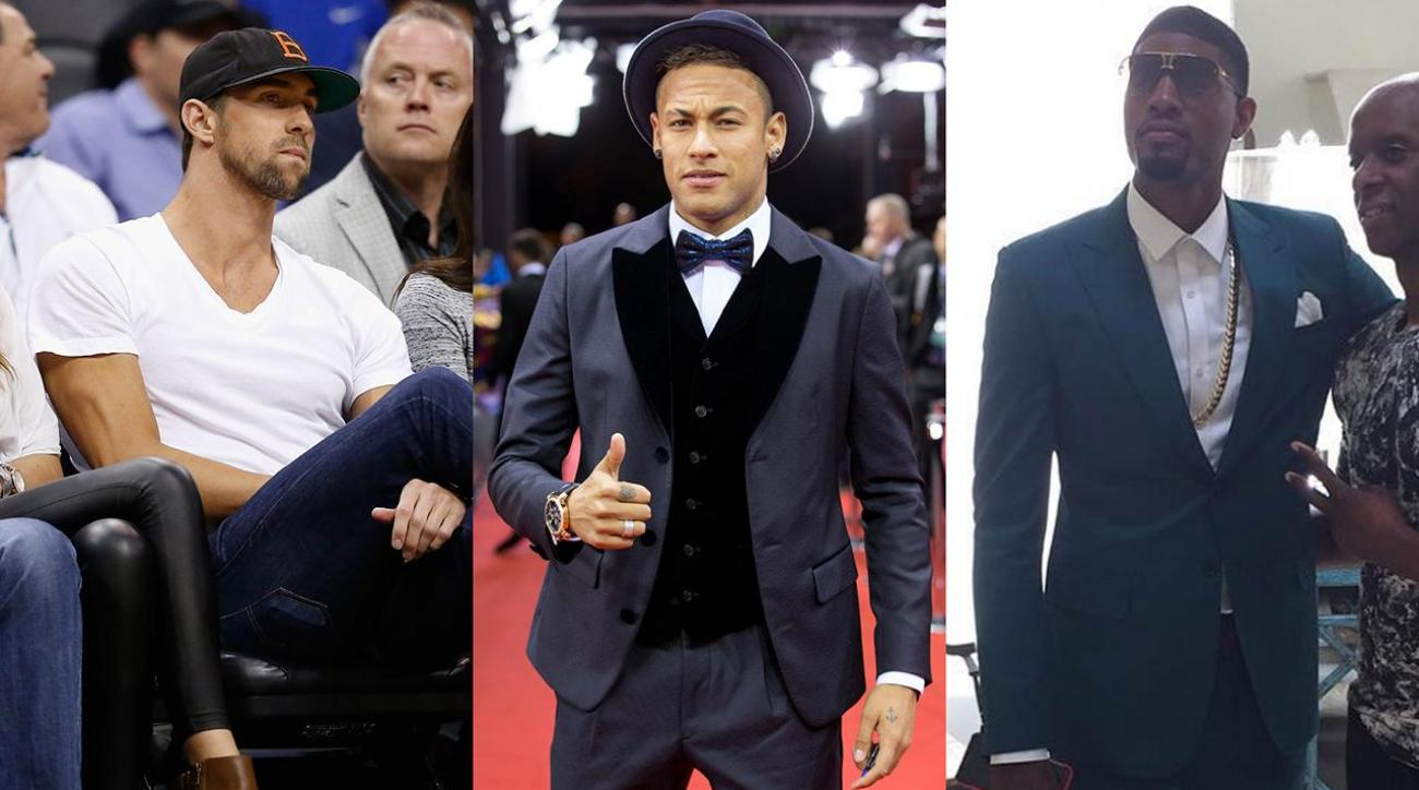 Sports Style Swipe: Best and worst Olympic athletes' fashion from events this year IMG