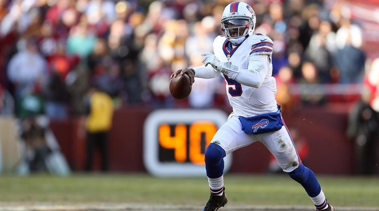 Bills reach long-term extension with QB Tyrod Taylor