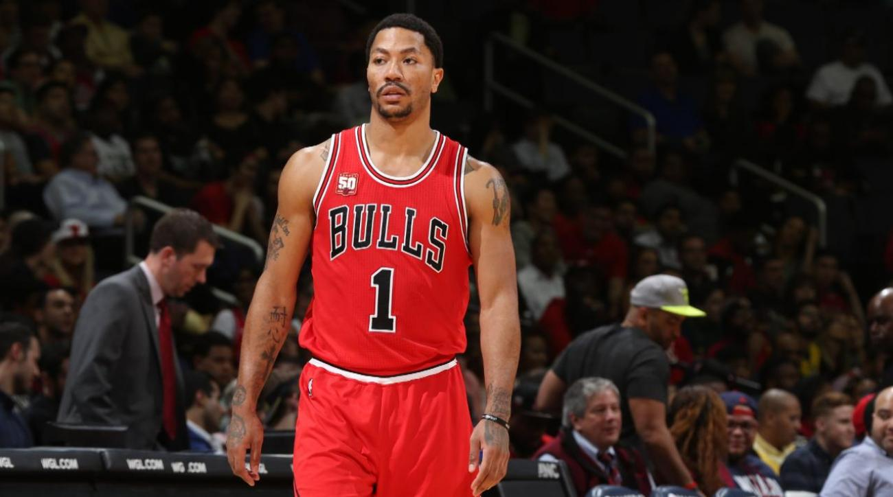 Derrick Rose not taking back superteam comments