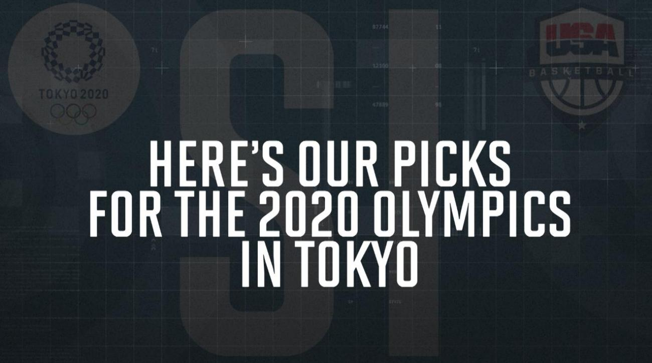 All-Tokyo Team: Building out a squad of Olympic rookies for the 2020 Games IMAGE