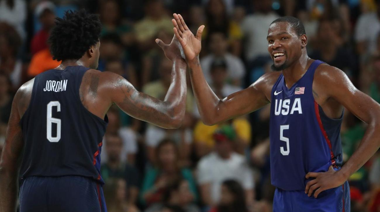 Team USA to face Serbia in gold medal game