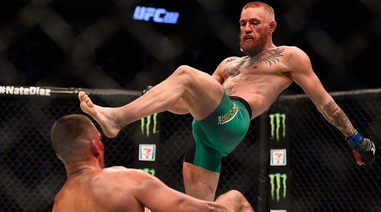 Conor McGregor gets his revenge on Nate Diaz