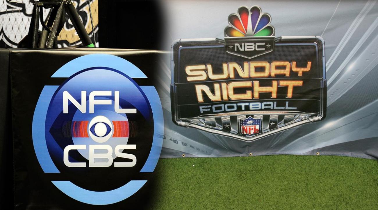 NBC, CBS to co-produce Thursday Night Football