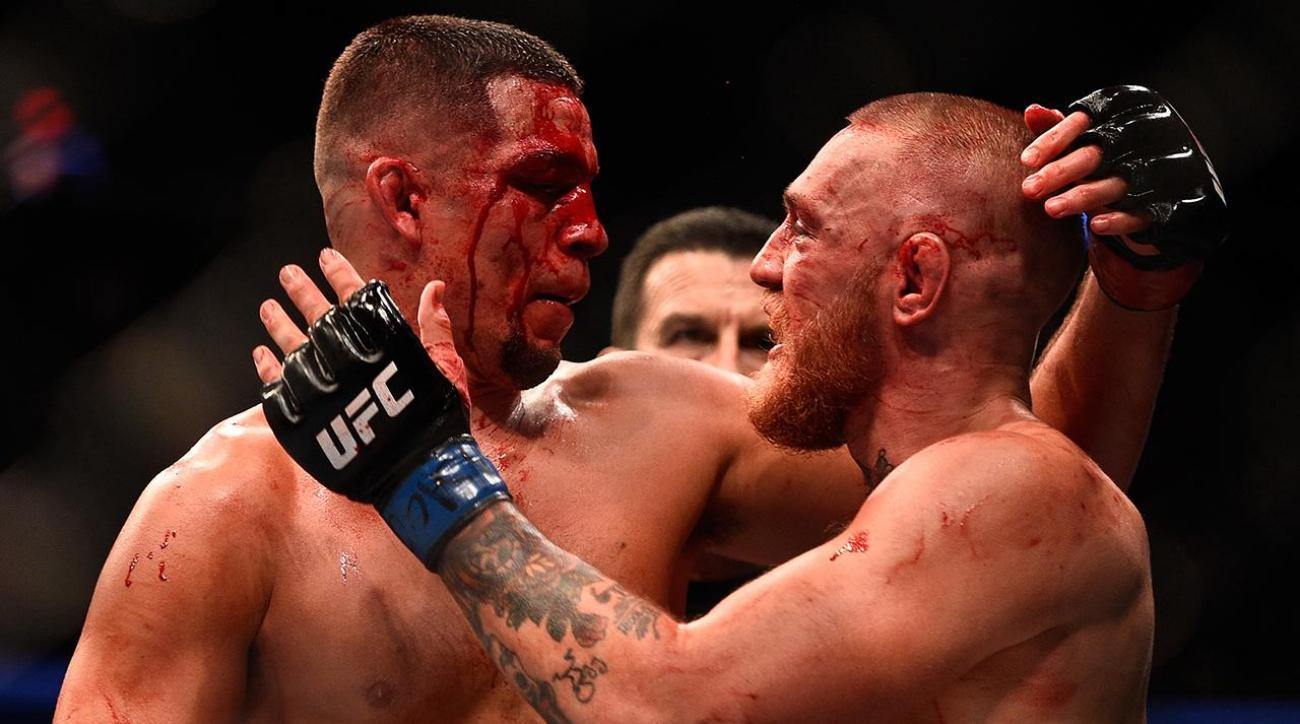Dana White shuts down McGregor vs. Diaz 3