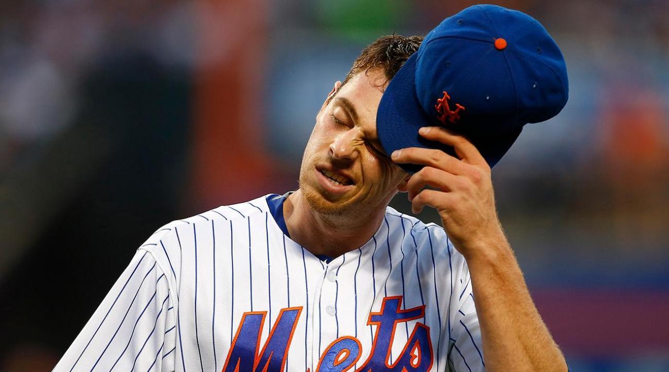 Mets place Steven Matz on 15-day DL