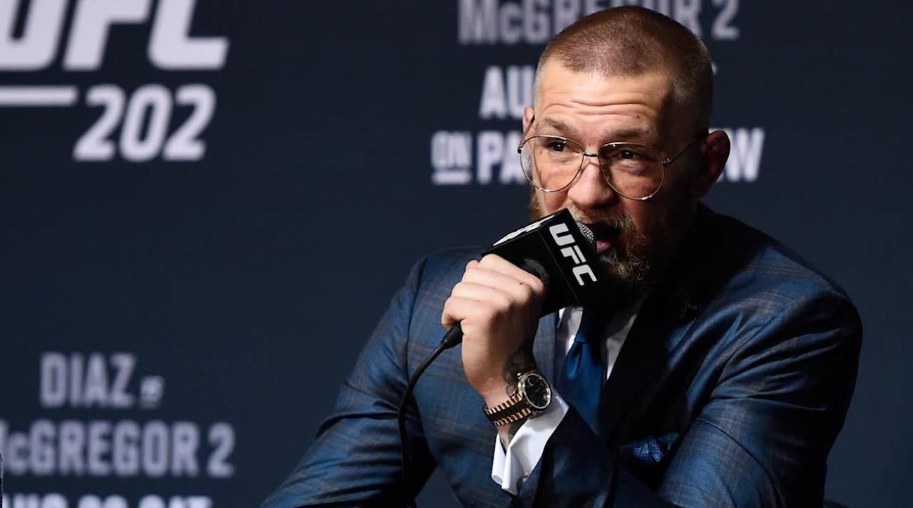 Conor McGregor given six-month medical suspension after UFC 202