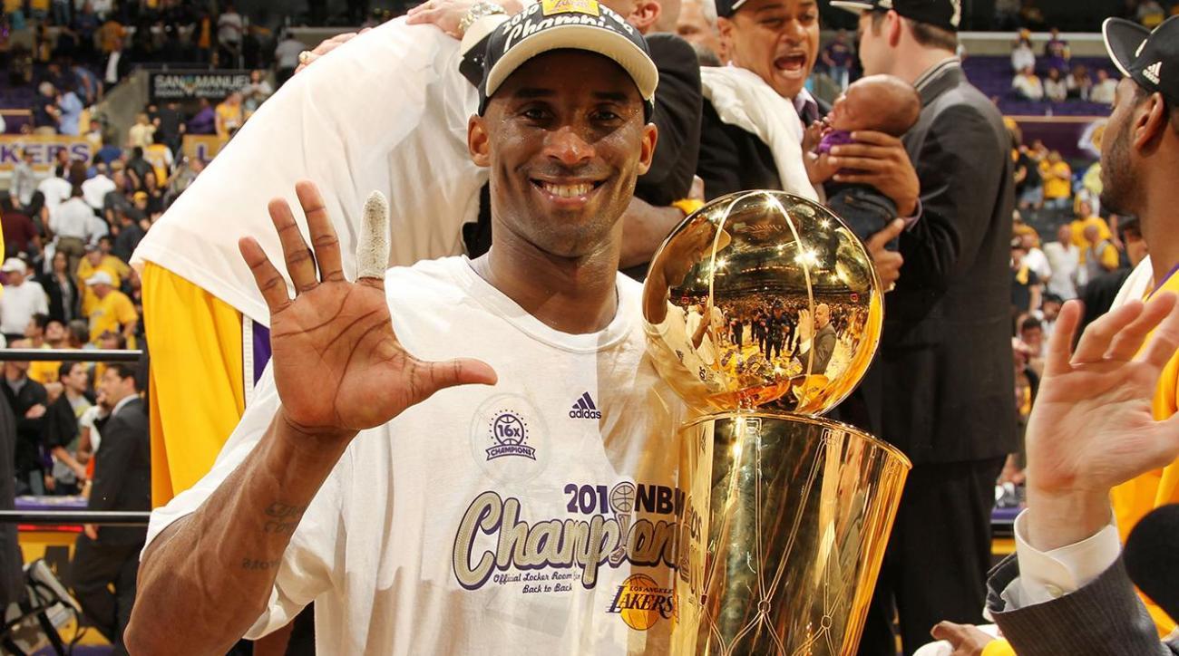 Los Angeles declares Aug. 24 'Kobe Bryant Day'
