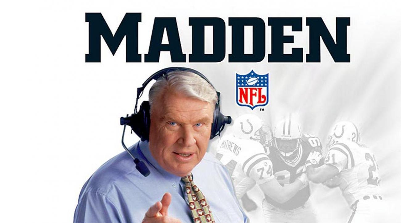 Lookback on Madden NFL covers